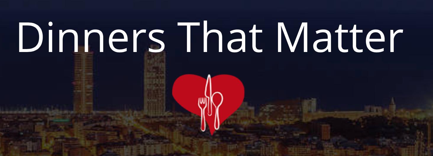 Dinners That Matter Logo