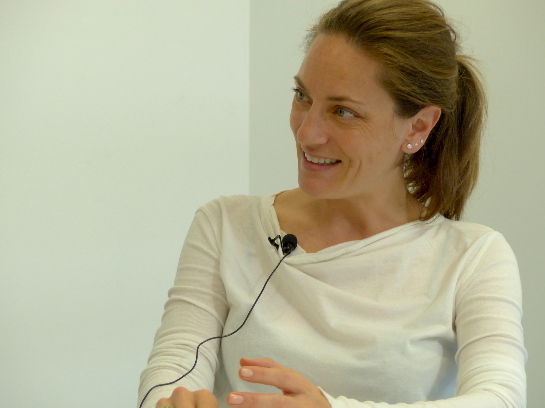 Katrina Logie Interviewing Mar Consul