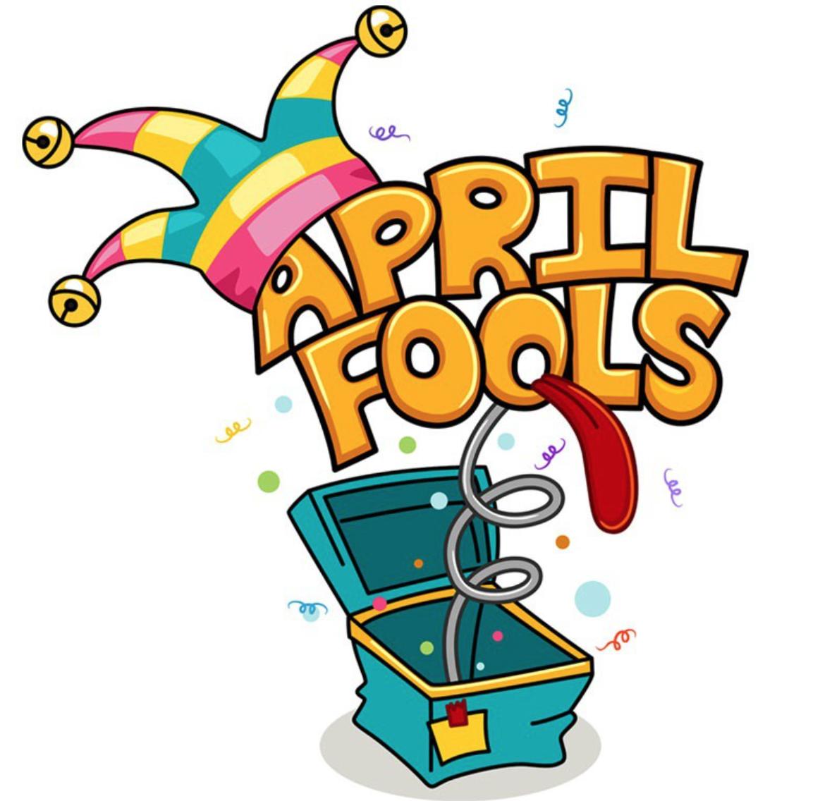 April Fools Blog