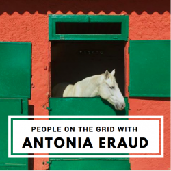 People On The Grid with Antiona Eraud-peopleonthegrid.com