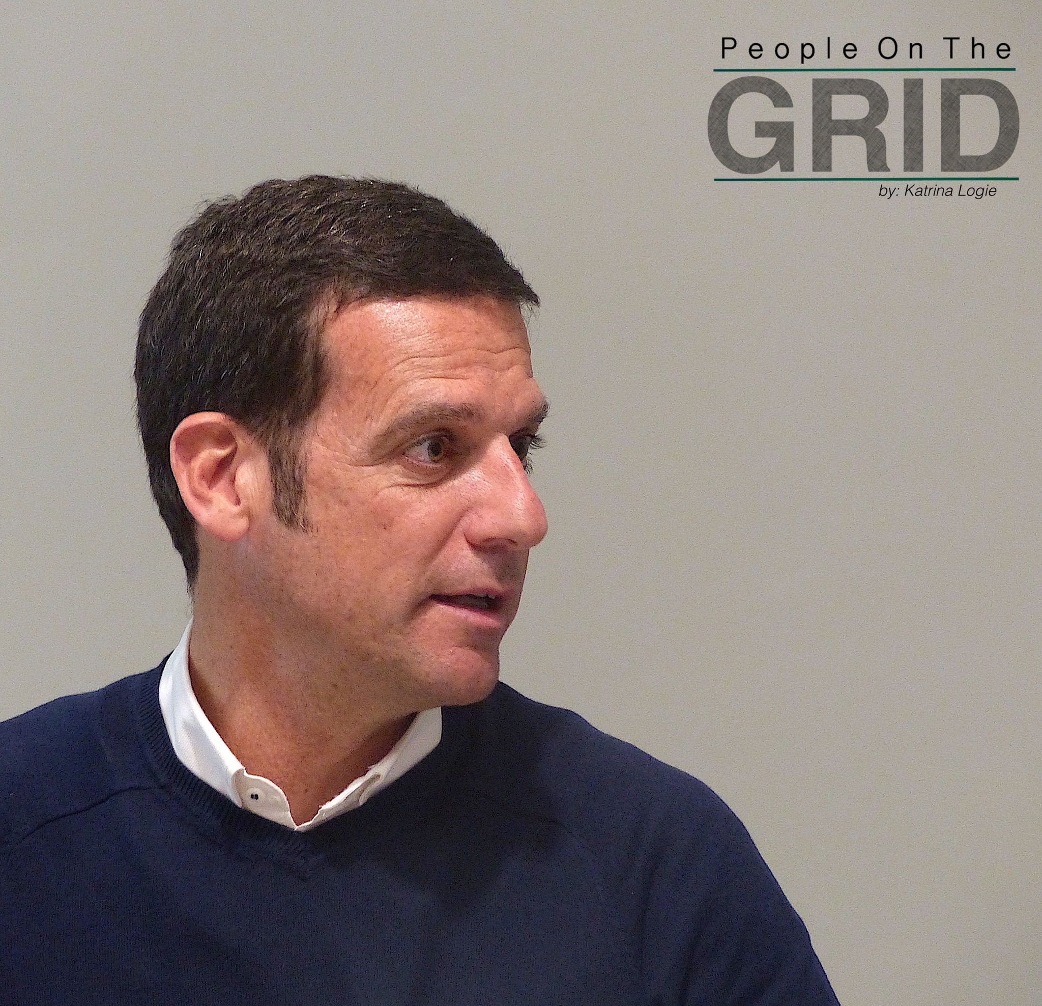 People On The Grid Interview with Gin Raw