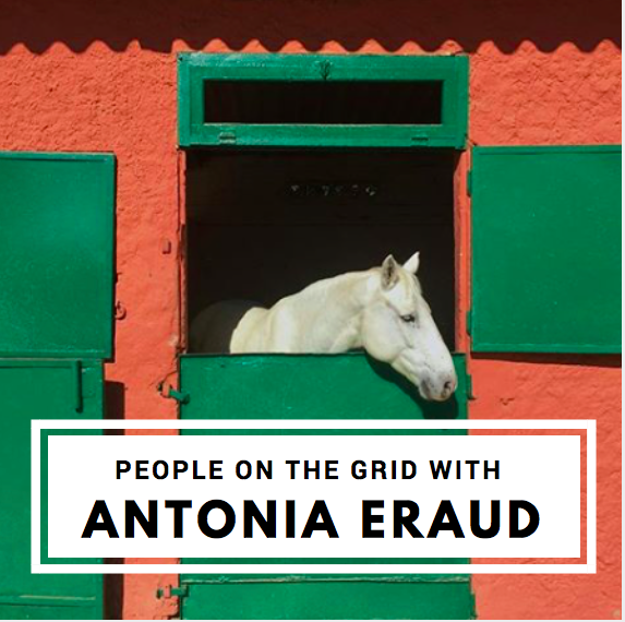 People On The Grid with Antiona Eraud-peopleonthegrid.com
